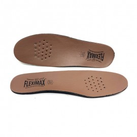 FLEXIMAX comfort leather insoles