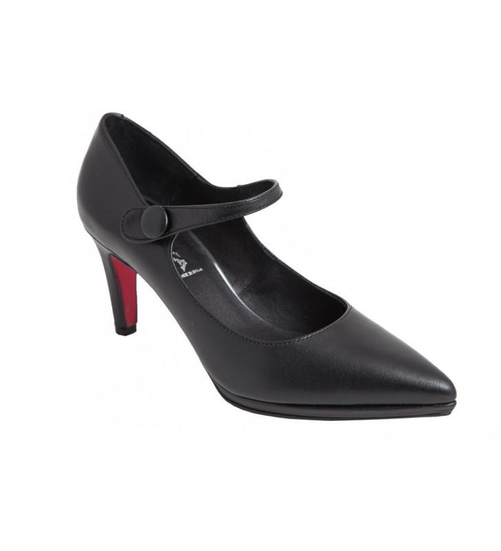 Zapatos Fiesta Mujer Piel ÁNGEL ALARCÓN
