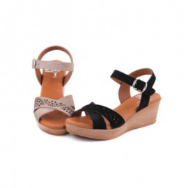 Women's wedge sandals