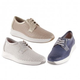 Casual shoes removable platen