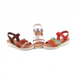 Sandalias cómodas yute
