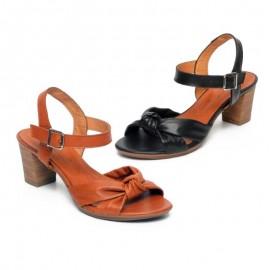 Sandalias Mujer Tacón Cómodas