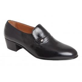 Zapatos Hombre Tacón Cubano