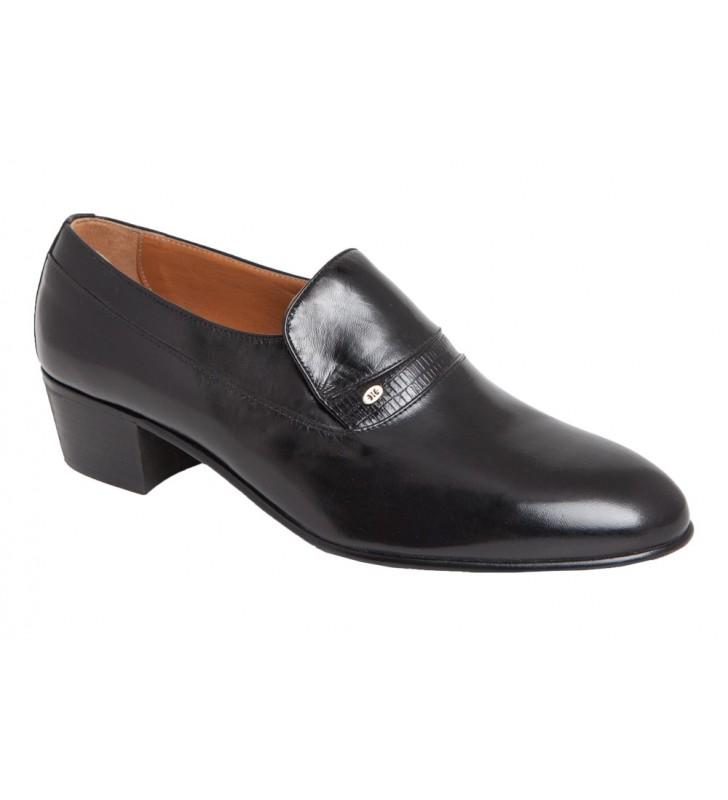 ventas calientes a88e3 15b14 Zapatos Hombre Tacón Cubano