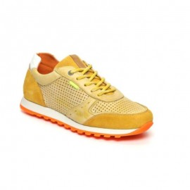 Urban leather casual sneakers 1