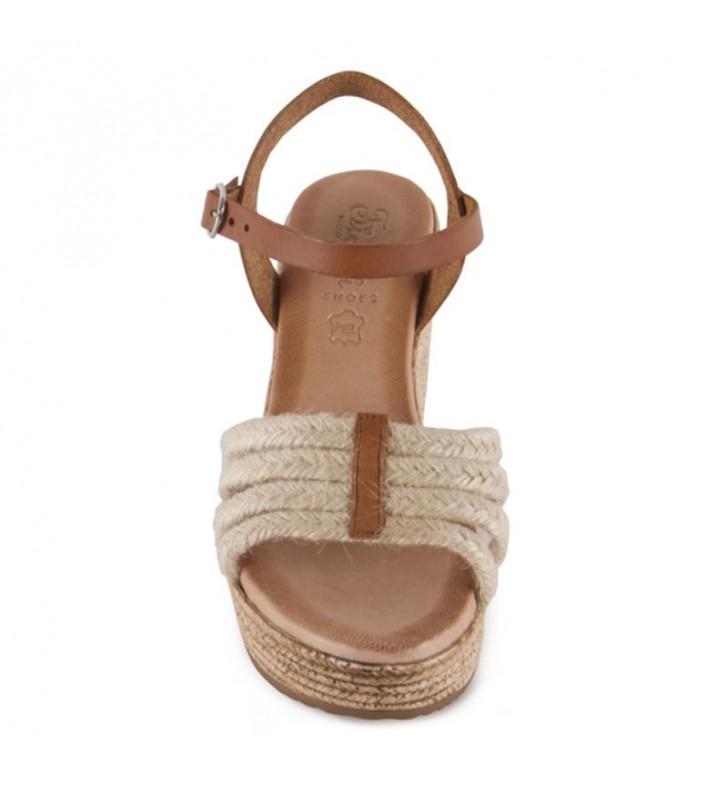 Gel comfort heel sandals 2