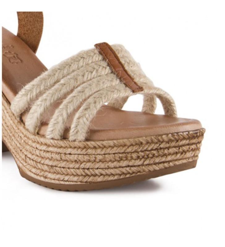 Gel comfort heel sandals 3