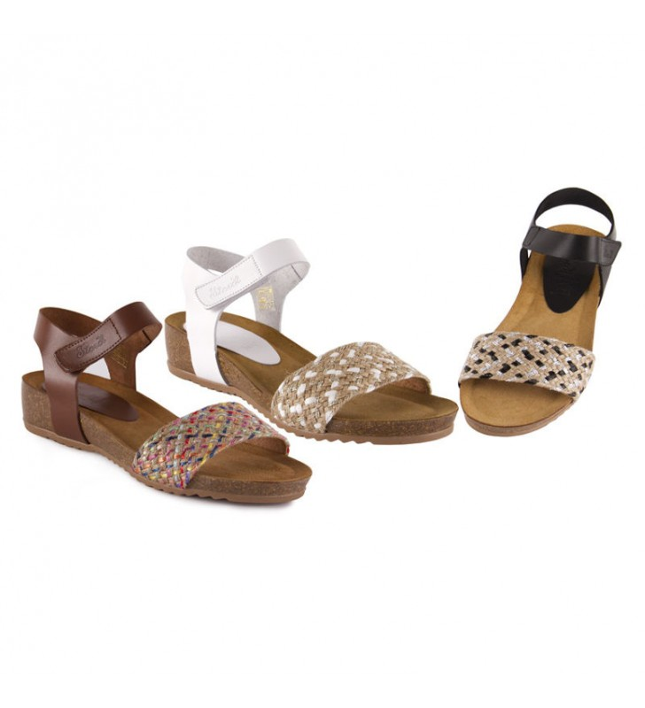 Bio velcro sandals
