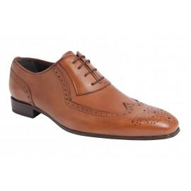 Zapatos Vestir Oxford Suela cuero 1