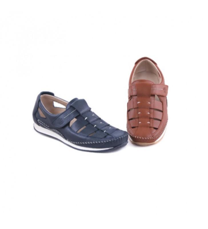 sandalias-hombre-comodas-velcro