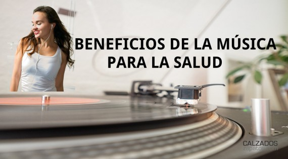 Benefits of music for health