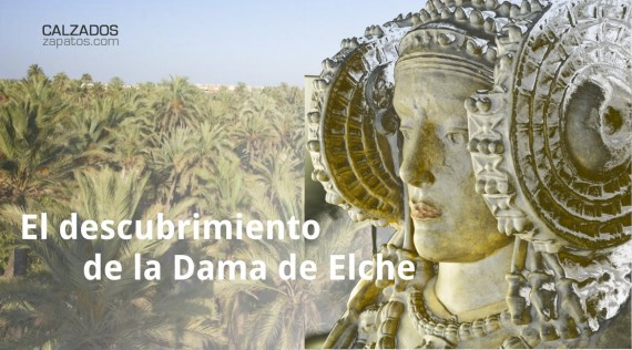 The discovery of the Lady of Elche