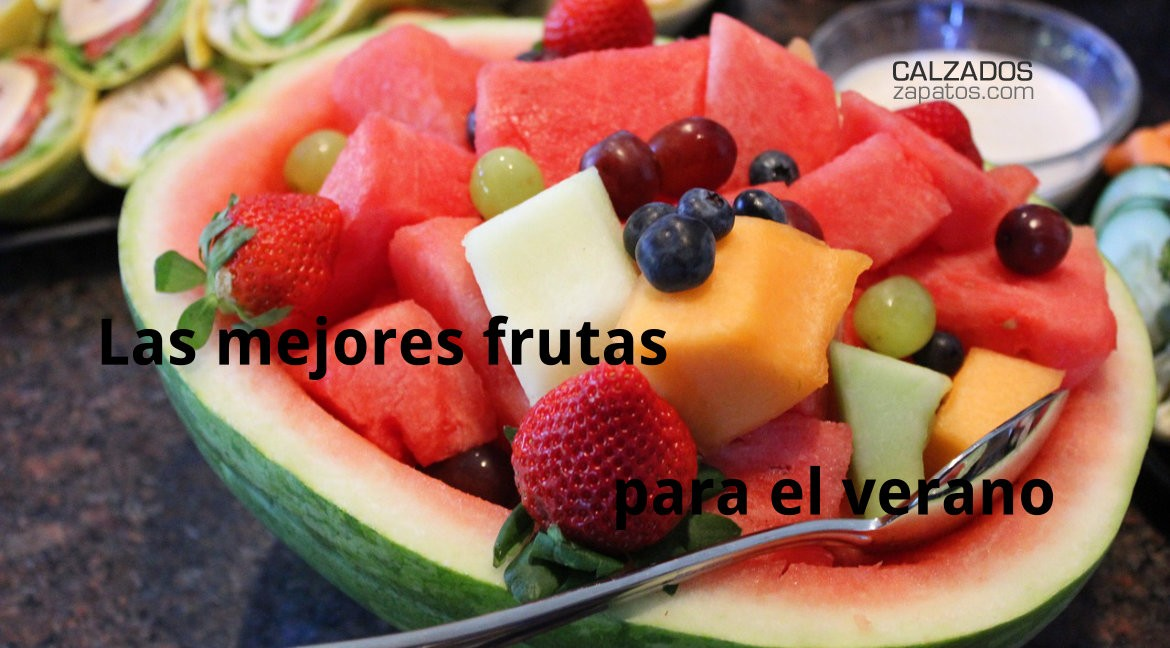 The best fruits for summer