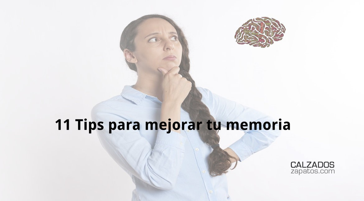 11 Tips to improve your memory