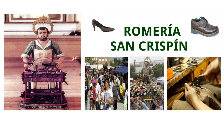 Los Zapateros San Romería CrispínPatrón De vnm0N8w