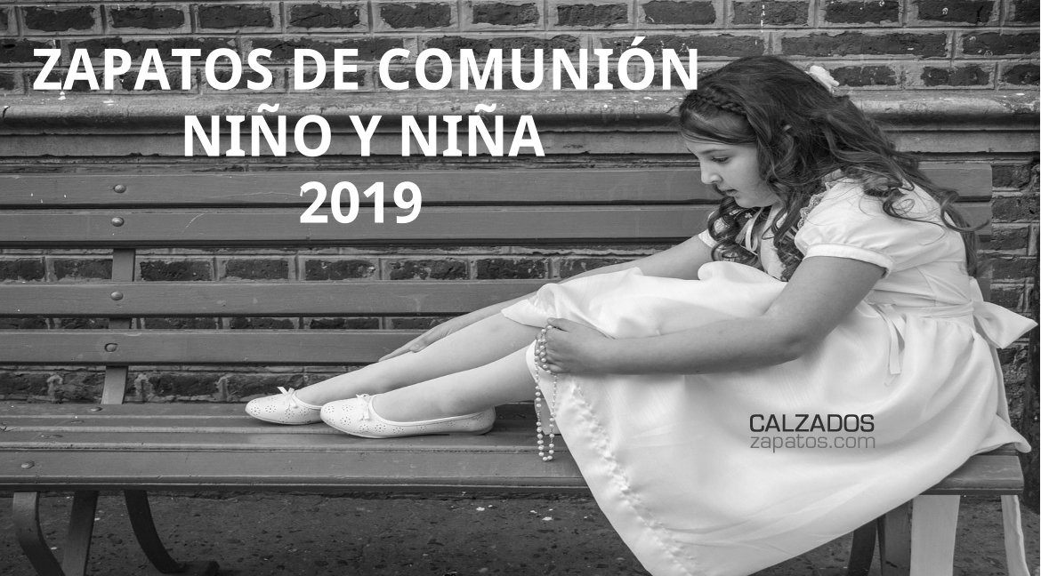 Communion shoes boy and girl 2019